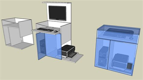 meuble bureau fermé meuble informatique fermé ikea fenrez com gt sammlung