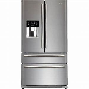 HAIER B22FSAA Réfrigérateur multi portes 522L (387+135) Froid ventilé A+ L 91cm x H