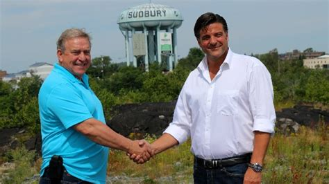 Those in the sudbury area that need this type of insurance can find it close to home through nickel city. Nickel City's downtown water tower has a new owner - Sudbury.com