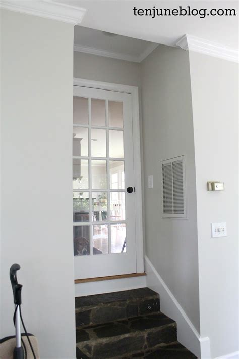 behr mineral paint color in eggshell finish interior