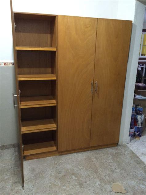 despensa mueble cocina closets y vestidores ideas carpinteros