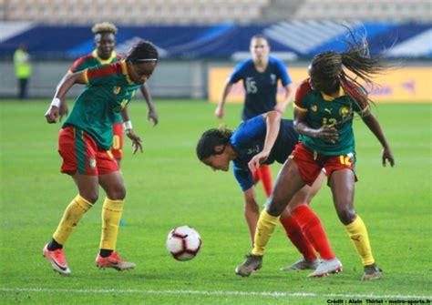 le calendrier complet de la coupe du monde feminine