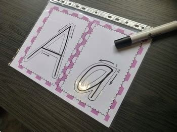 qld beginners font alphabet tracing sheets   jacobs