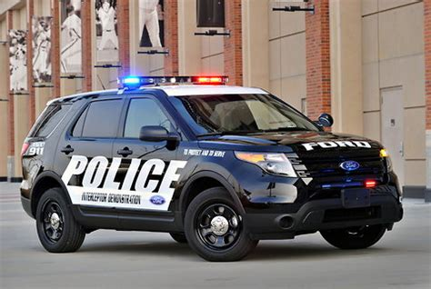 california highway patrol  put ford explorers  duty
