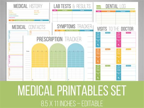 Medical Printables Set Organizing Printables Editable. Literature Review Template. Sharepoint 2013 Create List From Template. Cool Wedding Proposal Ideas. Personal Profit And Loss Statement Template. Make A Free Resumes Template. Pictures Made Out Of Text Template. Organize Receipts. Pinewood Derby Car Template