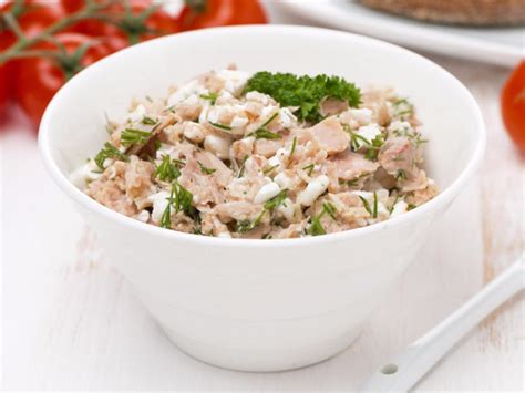 Cottage Cheese With Spicy Tuna Recipe And Nutrition Eat