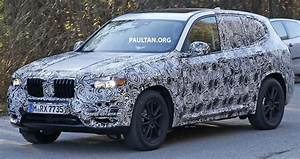 Bmw X3 G01 : spied g01 bmw x3 tries production body on for size ~ Dode.kayakingforconservation.com Idées de Décoration