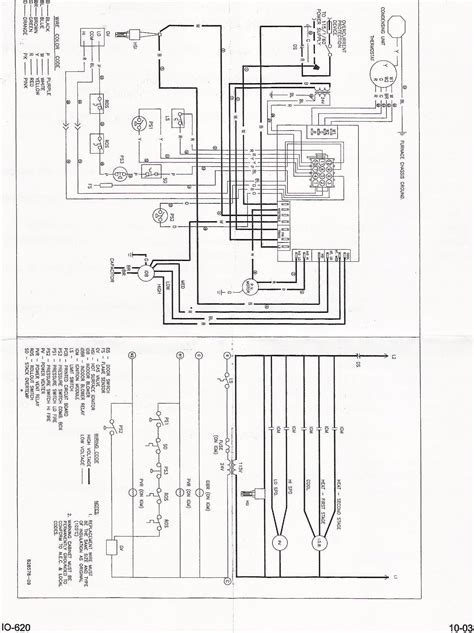 Trane Wiring Diagram Collection