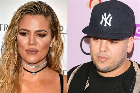 Khloé Kardashian reveals her brother Rob Is 'trapped' in ...