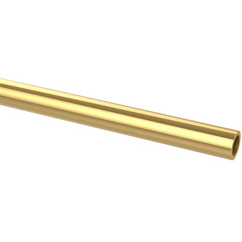 brass shower curtain rod 60 inch in shower rods