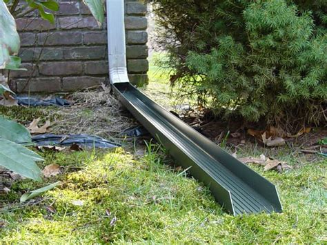 decorative gutter downspout extensions pin custom downspout extensions on