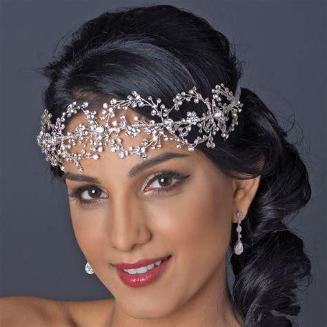 ideas  floral headband wedding  pinterest