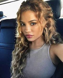 25 Curly Hair Hairstyles Long Hairstyles 2017 Long