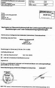 Steuerschuldnerschaft Des Leistungsempfängers Rechnung : download melderbau lauchdorf ~ Themetempest.com Abrechnung
