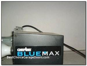 Blue Max Garage Door Opener
