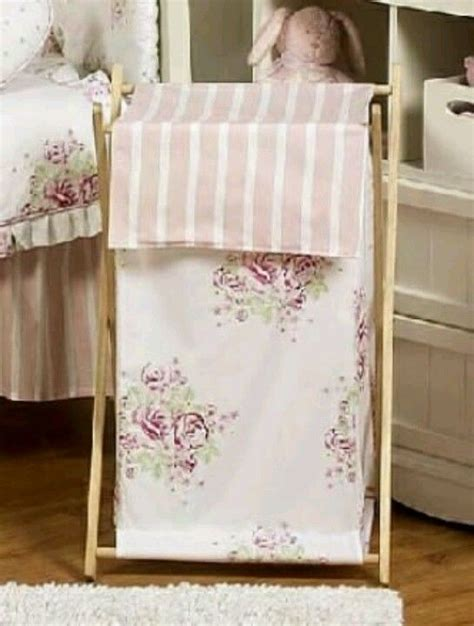 shabby chic laundry shabby chic laundry basket future nursery girl pinterest chic laundry rooms and laundry