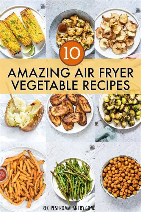fryer air recipes vegetables vegetable amazing hacks linkedin