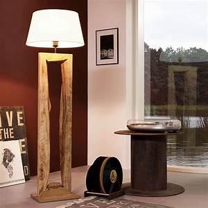 Designer Stehlampen Holz : licht trend timber stehleuchte mit holzfu h126 cm braun holz stehlampe ebay leuchten ~ Indierocktalk.com Haus und Dekorationen