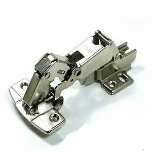"NEW DTC 165 degree CABINET HINGE, w/plate for 3/4"" overlay ..."