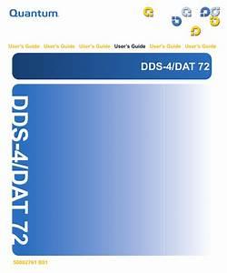 Quantum Audio Dat72 User S Guide