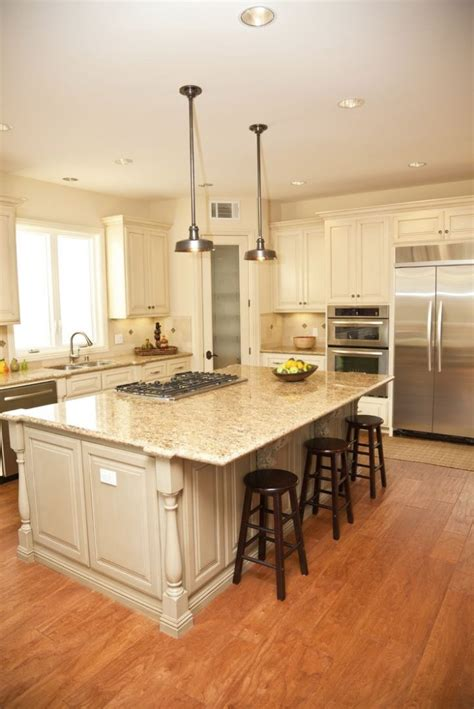 How To Build A Multi Level Kitchen Island Bi Designs Two