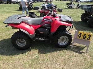 2001 Kawasaki Prairie 300 4x4 Sn