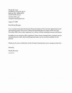 example of cover letter for resume template With free resume cover letter examples