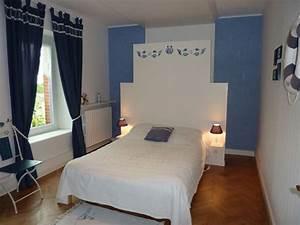 Decoration Chambre Style Marin : chambre marine ~ Zukunftsfamilie.com Idées de Décoration