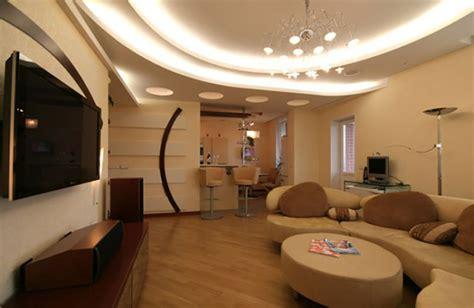 Оформление и дизайн подвесных потолков из гипсокартона в