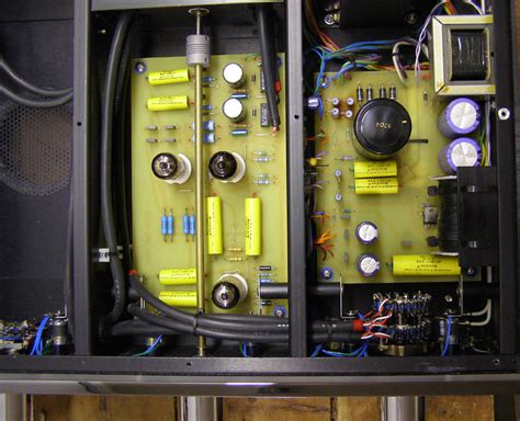 Hovland HP-100 Preamp