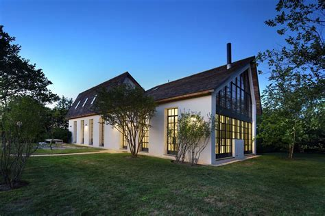 Old Farmhouse Converted Into A Timeless Modern Guest House