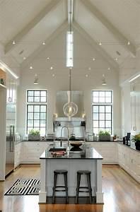 45 idees en photos pour bien choisir un ilot de cuisine With eclairage pour ilot de cuisine