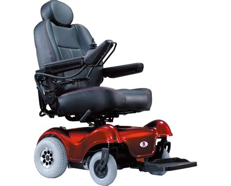 heartway rumba s mid wheel drive power chair free