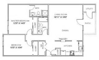 2 bedroom floor plan cheap 2 bedroom apartments 2 bedroom apartment floor plan