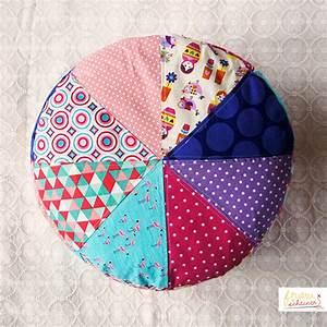 Kissen Nähen Ideen : triangel sitzkissen schnittmuster erweiterung n hen ideen auf meinem blog pinterest ~ Markanthonyermac.com Haus und Dekorationen