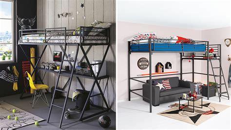 lit et bureau ado comment transformer une chambre d enfant en chambre d ado