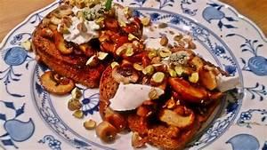 Schnelles Abendessen Für Gäste : sugar and spice champignon crostini mit ziegenfrischk se und pistazien ~ Markanthonyermac.com Haus und Dekorationen