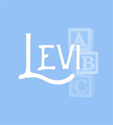 levi  fashioned boy baby names   cool
