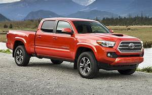 Toyota Tacoma TRD Sport Double Cab (2016) Wallpapers and