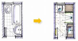 Badplanung Kleines Bad : mini badezimmer 2 qm badezimmer blog ~ Michelbontemps.com Haus und Dekorationen