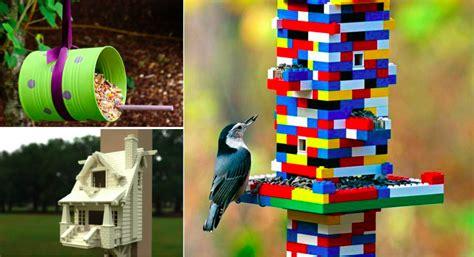 inspiration bureau 50 idées de mangeoires et nichoirs pour oiseaux des idées