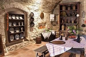 décoration cuisine paysanne