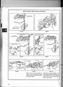 Does Anyone Have A Diagram For The Governor Linkage On A