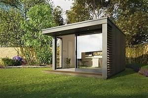 Kleines Gerätehaus Holz : modernes graues gartenhaus baumhaus gartenhaus ~ Michelbontemps.com Haus und Dekorationen
