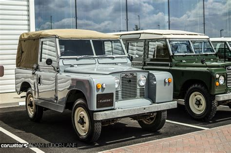 Land Rover Classic jaguar land rover classic works simply