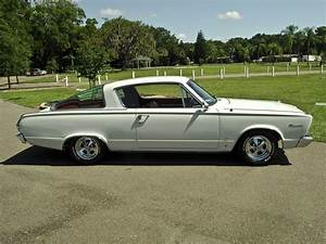 All Original 1966 Plymouth Barracuda