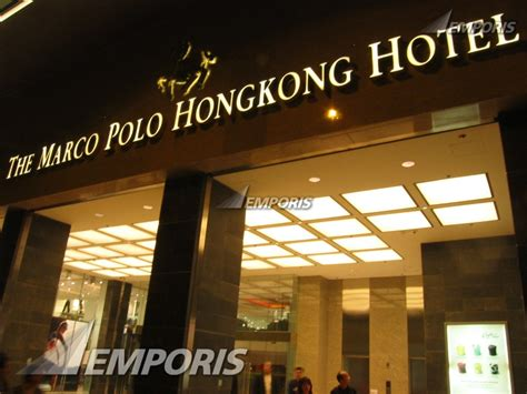 The Marco Polo Hong Kong Hotel, Hong Kong