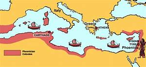 Map Ancient Phoenicia | World History