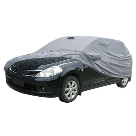 housse de protection pour voiture en pvc et coton norauto