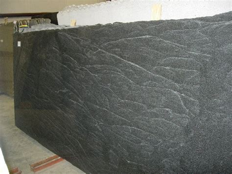 american black granite slabs